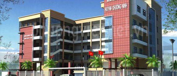 huynh khuong ninh school